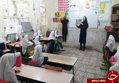 در کتابخانه شهید باهنر اهواز؛ برگزاری زنگ قصه گویی و مسابقه نقاشی با موضوع حال خوش خواندن