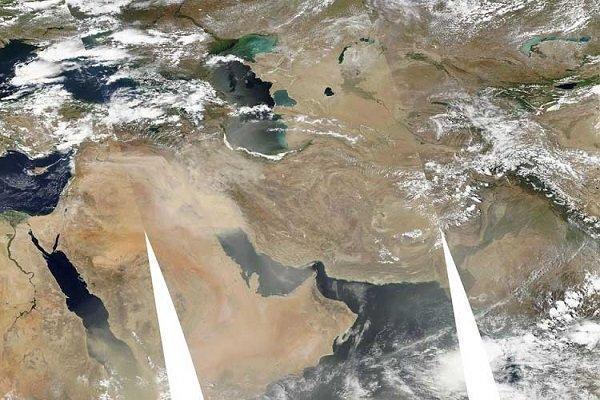 گرمایش زمین عامل ایجاد گردوغبار است