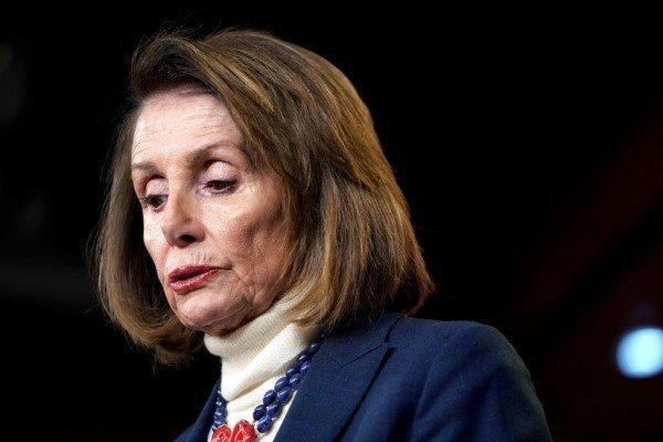 ترامپ برنامه سفر 7 روزه نانسی پلوسی به کشورهای خارجی را لغو کرد