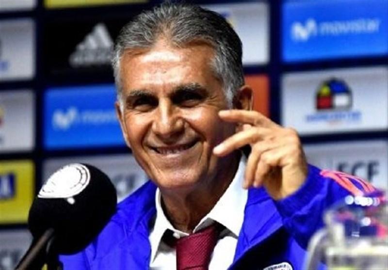 کارلوس کی روش: می خواهم با کلمبیا به قهرمانی برسم