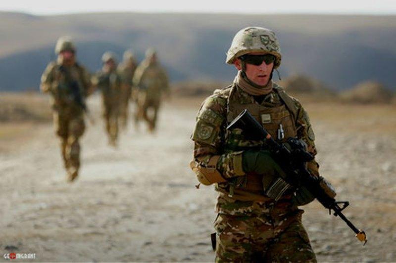 آمریکا آموزش یک گردان دیگر ارتش گرجستان را آغاز کرد