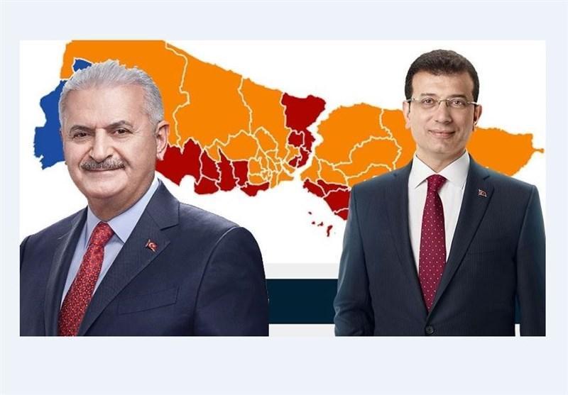 تداوم رقابت سایه به سایه در انتخابات استانبول