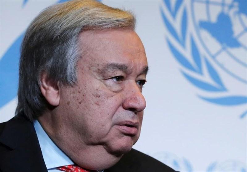 ابراز تاسف گوترش درباره فلج شدن شورای امنیت در حل بحران ها