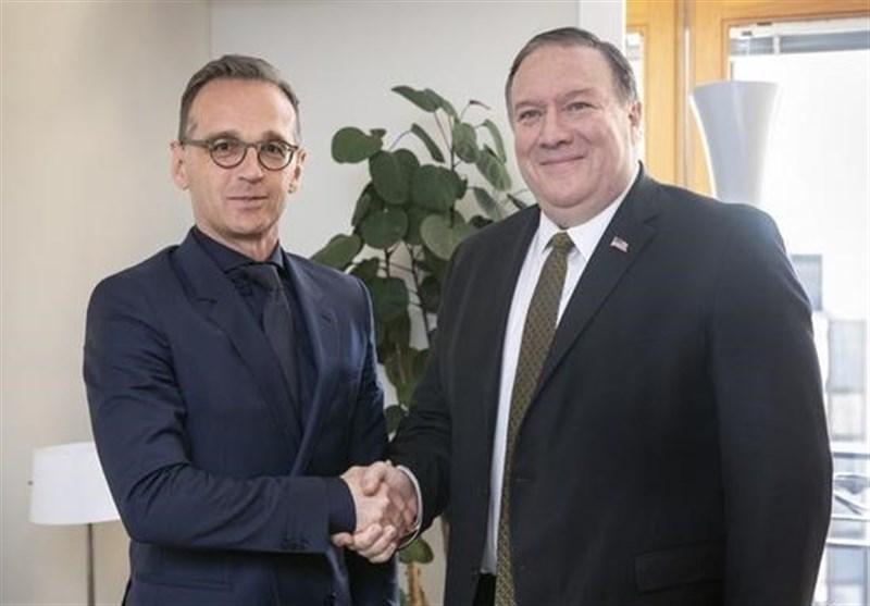 وزیر خارجه آلمان نتایج سفرش به ایران را به اطلاع همتای آمریکایی خود می رساند