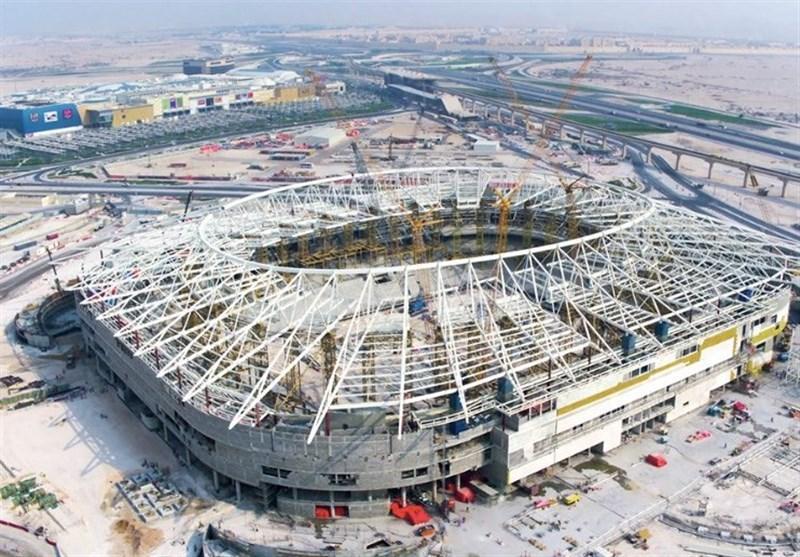 قطر: آماده میزبانی از جام جهانی 2022 می شویم