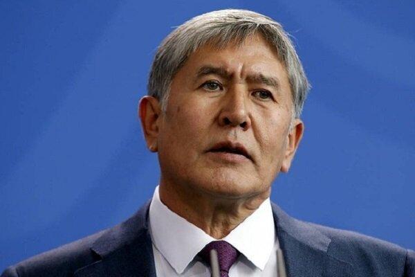رئیس جمهور سابق قرقیزستان خواهان برگزاری تظاهرات خیابانی شد