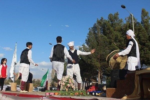 نوروزگاه خاطرات در شهرستان فردوس برگزار گشت