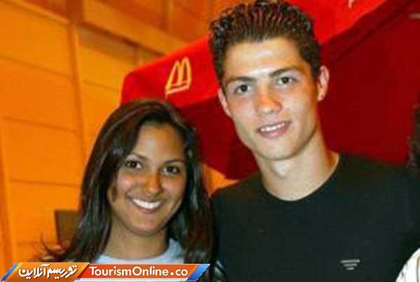 واکنش فوتبالیست برزیلی به رابطه رونالدو با خواهرش!