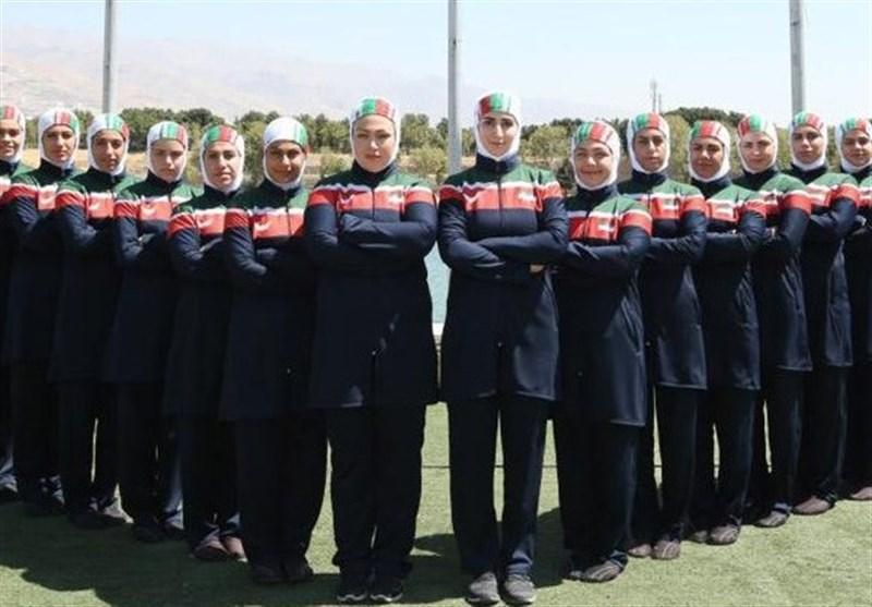 اعزام تیم دراگون بوت بانوان ایران به رقابت های جهانی