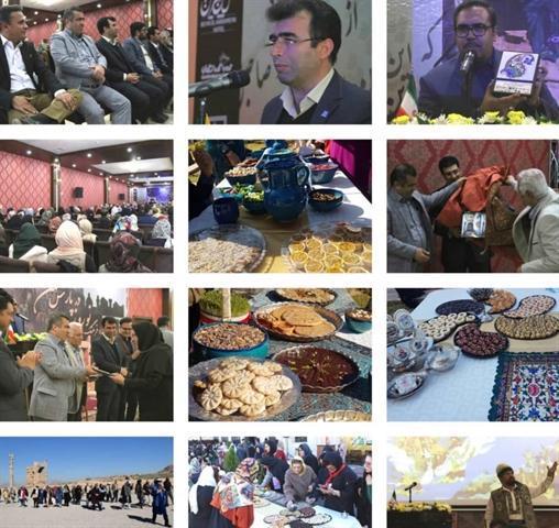 روایت قصه های فراموش شده و نمایش خوراک های سنتی در دومین رویداد فرهنگ نوروز فارس
