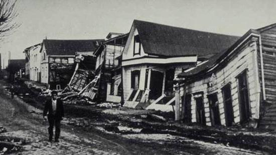 25 مورد از بدترین زلزله های تاریخ