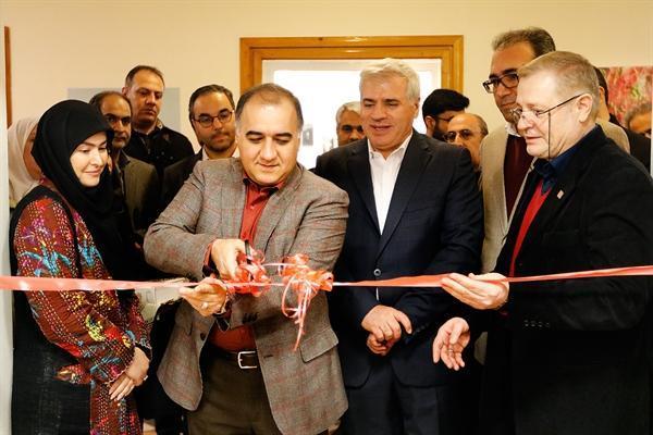 سومین جشنواره صنایع دستی و هنرهای سنتی فجر افتتاح شد