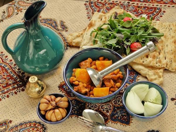 روایتی تاریخی از دوگوله غذای سنتی اراک