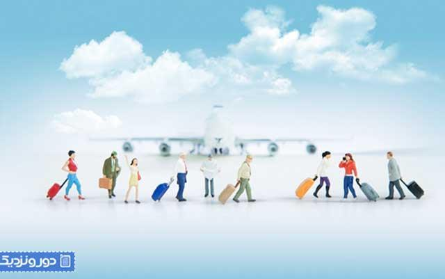 اگر چمدانتان در فرودگاه مفقود گردد چکار می کنید؟!