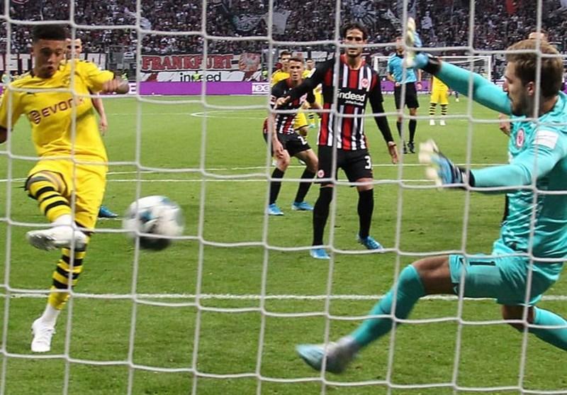 بوندس لیگا، بوروسیادورتموند با گل به خودی دیرهنگام از پیروزی محروم شد