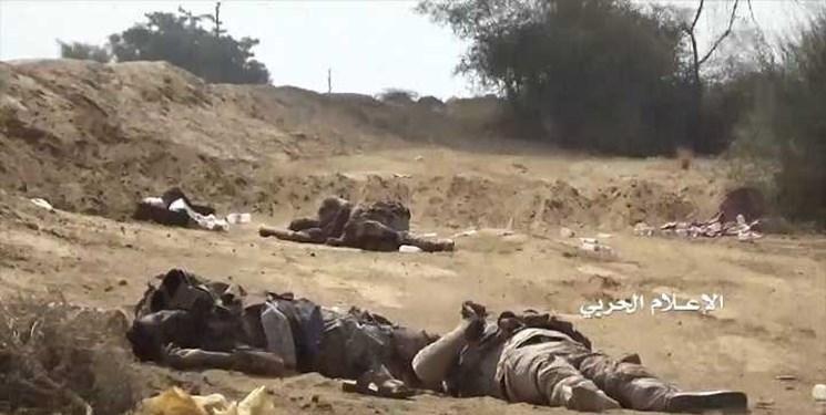 کشته شدن 10 شبه نظامی ائتلاف سعودی در شمال غربی یمن