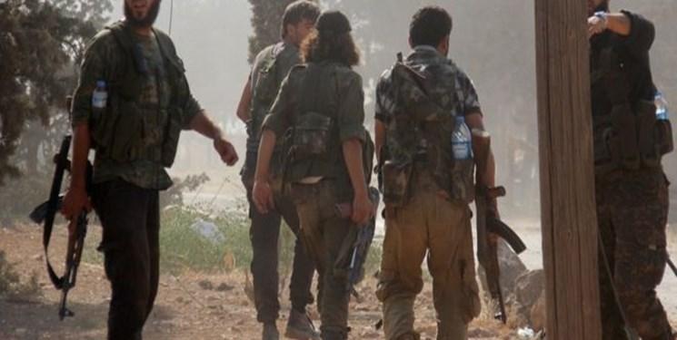 پاسخ ارتش سوریه به نقض آتش بس در ادلب، تروریست ها مانع خروج غیرنظامیان می شوند