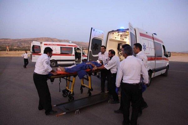 3 کشته و 6 مصدوم در واژگونی ون زائران ایرانی در العماره