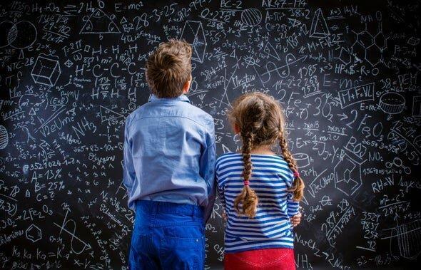 اسکن های مغزی دروغ نمی گویند ، آیا واقعا ذهن ریاضی پسرها از دخترها بیشتر است؟