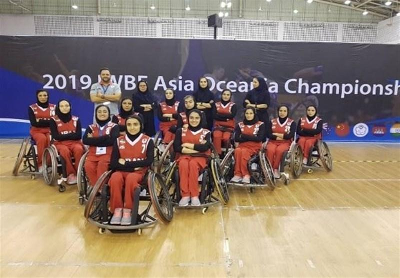بسکتبال با ویلچر قهرمانی آسیا-اقیانوسیه، رجحان قاطع تیم بانوان ایران مقابل هند و زنده ماندن شانس صعود به پارالمپیک