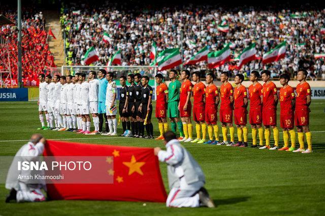زمان و مکان دیدارهای تیم ملی فوتبال در جام ملت های آسیا