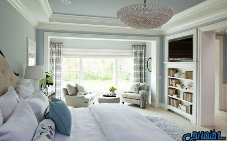 7 فاکتور مهم در طراحی دکوراسیون اتاق خواب مستر