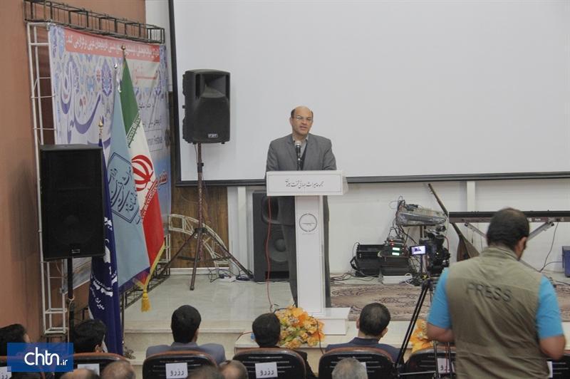 جشنواره منطقه ای گردشگری تخت سلیمان در تکاب برگزار گردید