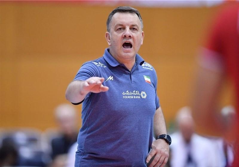 کولاکوویچ: تعطیلی لیگ والیبال تصمیم درستی بود، برای المپیکی شدن با 3 تیم رقابت داریم