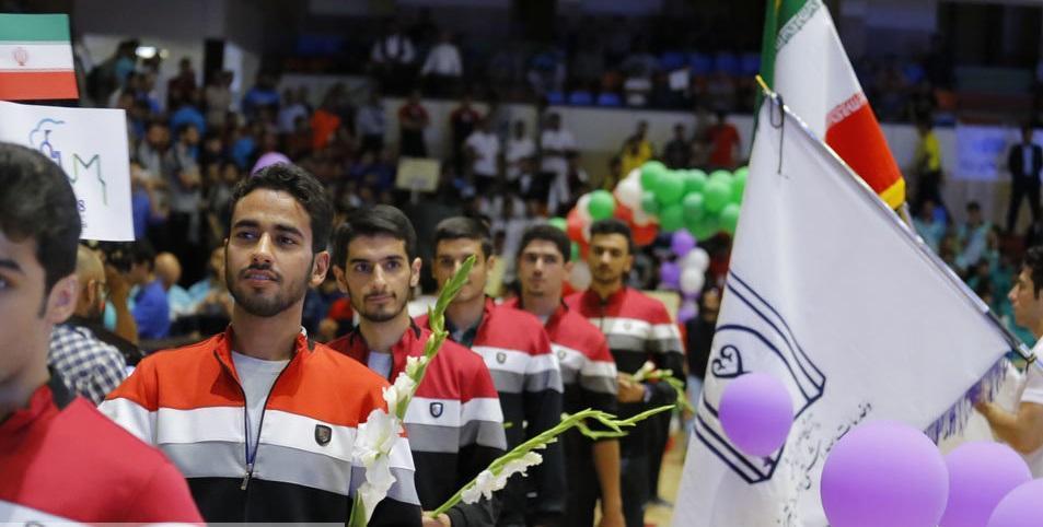 المپیاد ورزش های همگانی دانشگاه های علوم پزشکی در تبریز برگزار می گردد