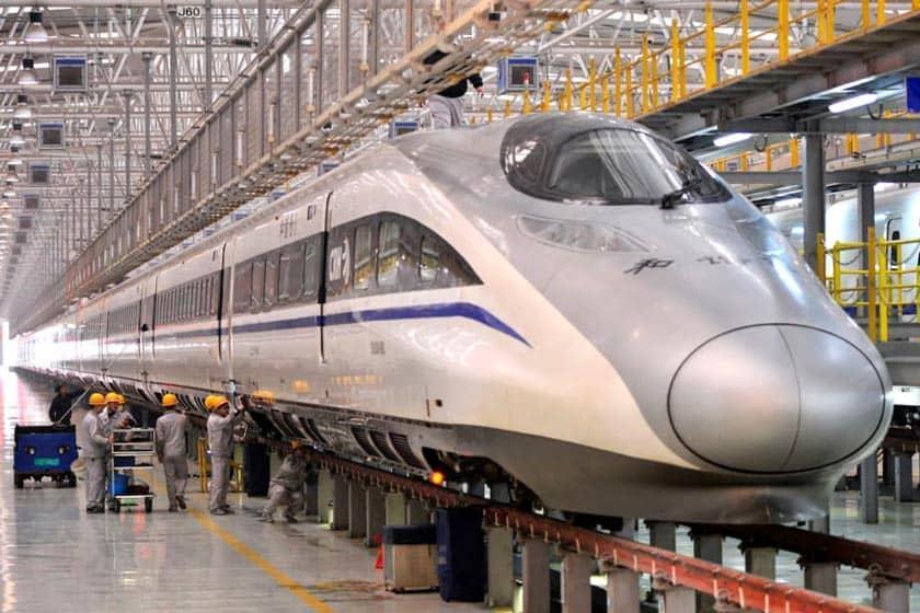 تایلند به دنبال راه اندازی قطار سریع السیر تا سال 2023 است