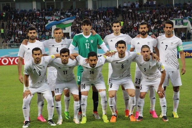 صعود 10 پله ای ایران در رده بندی فیفا
