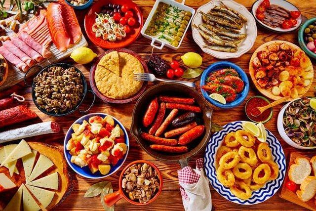 آشپزی هنرمندانه گاوبازهای اسپانیا