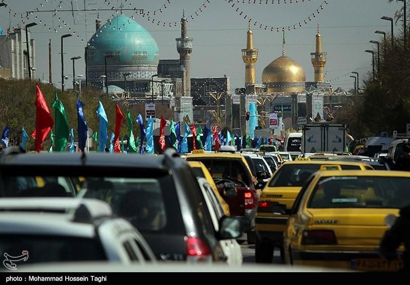 9 میلیون و 300 هزار زائر و مسافر در 14 روز گذشته به خراسان رضوی سفر کردند
