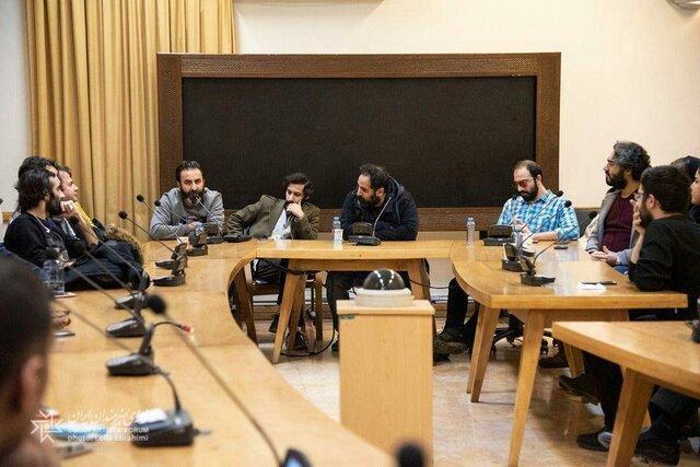 نشست دانشجویی نقد و آنالیز نمایش بـاق ِوحـش برگزار گردید