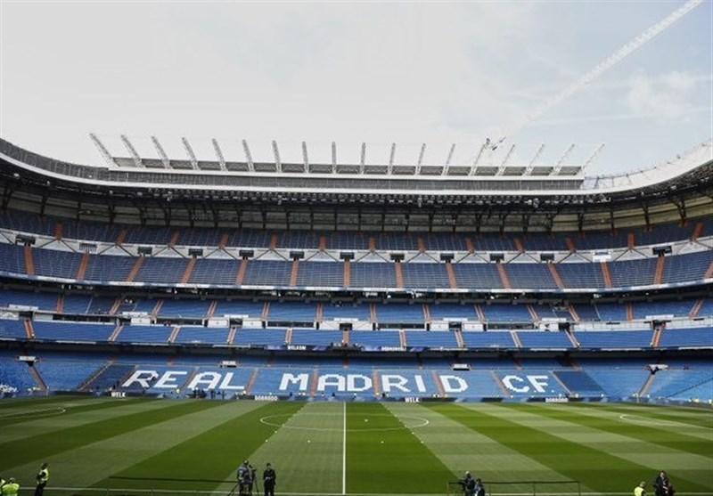 بازیکنان رئال مادرید قرنطینه شدند
