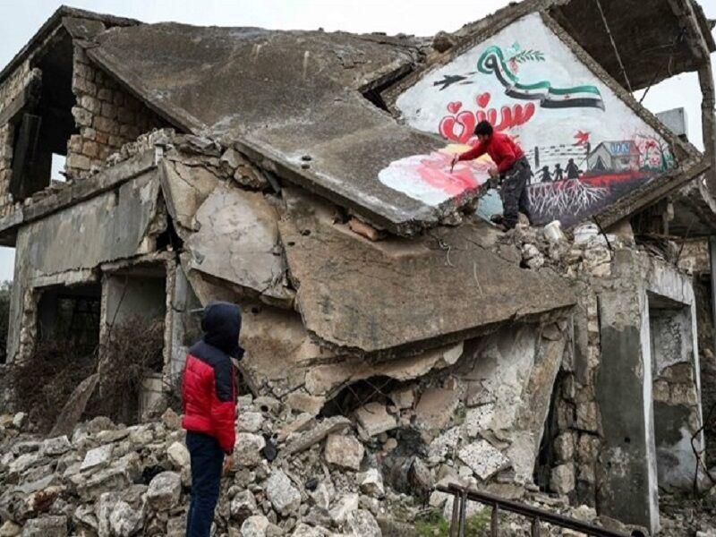 خبرنگاران یونیسف: 5 میلیون کودک سوری متولد دوران جنگ هستند