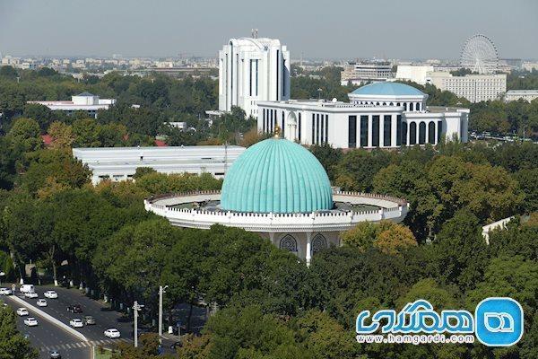 راهنمای سفر به ازبکستان