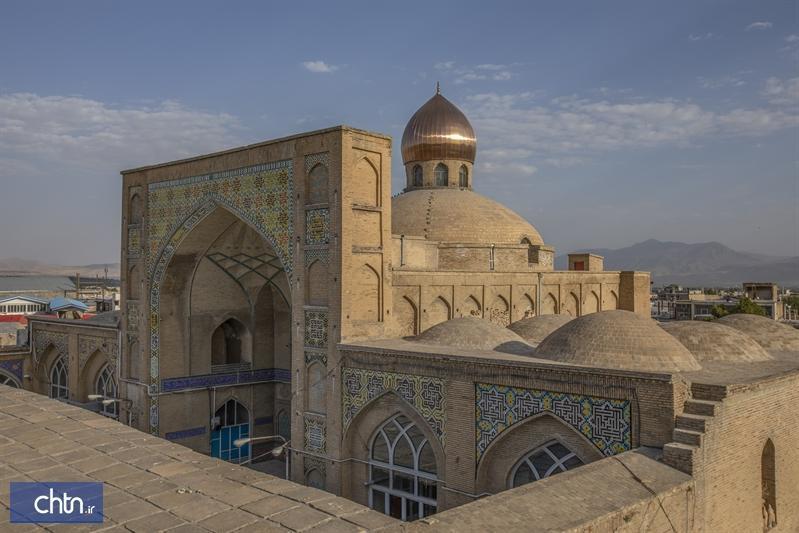 شروع بازسازی بخشی از مسجد امام بروجرد