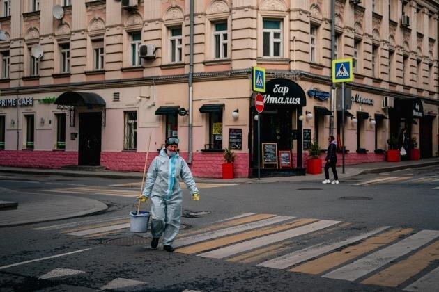 افشاگری شهردار مسکو ، آمار واقعی بیماران کرونا در پایتخت روسیه 250 هزار است