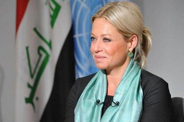 سازمان ملل از کابینه جدید عراق حمایت می کند