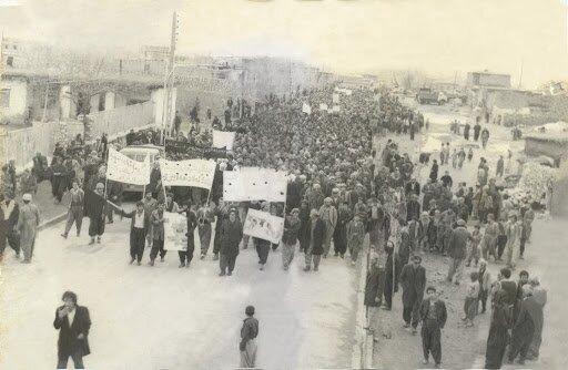 یادکردی از 15 خرداد سال 63 در بانه