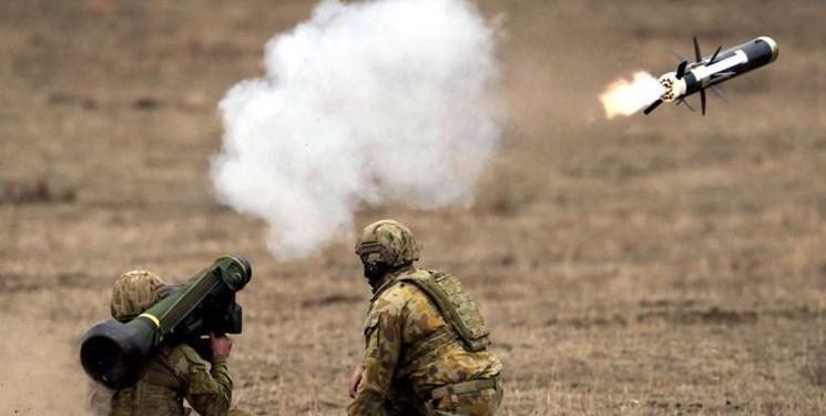 آمریکا دومین محموله موشک های ضد تانک را به اوکراین ارسال کرد