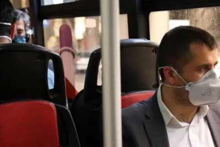 ارائه خدمات به افراد بدون ماسک در پایانه های برون شهری تهران ممنوع شد