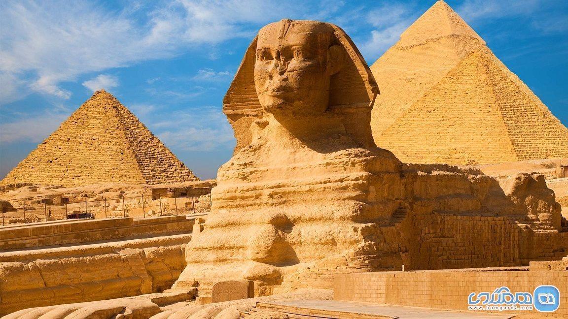 رمز و راز مجسمه ابوالهول و ارتباطش با فرازمینی ها