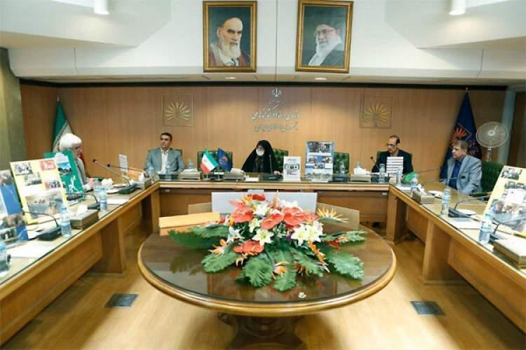 تاکید بر ضرورت تحقق شعار کتابخانه ملی در خانه هر ایرانی