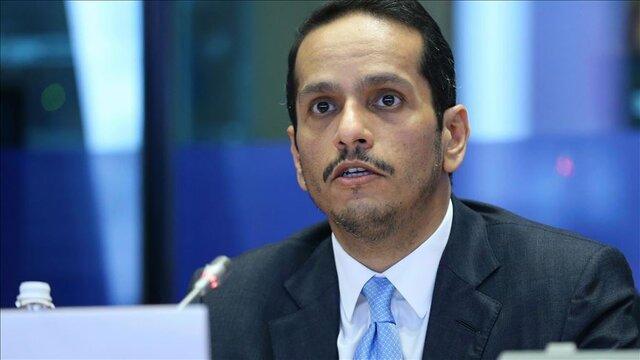 وزیر خارجه قطر: روابط میان ما و آمریکا تاریخی است