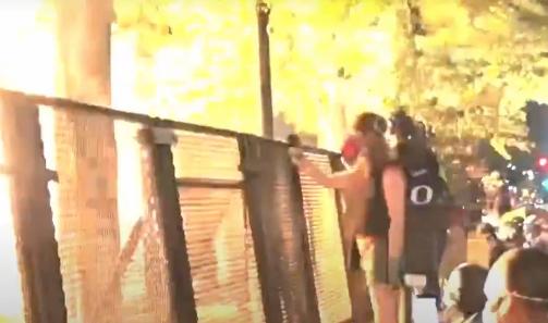 20 سال زندان برای معترض آمریکایی به اتهام حمله به دادگاه فدرال