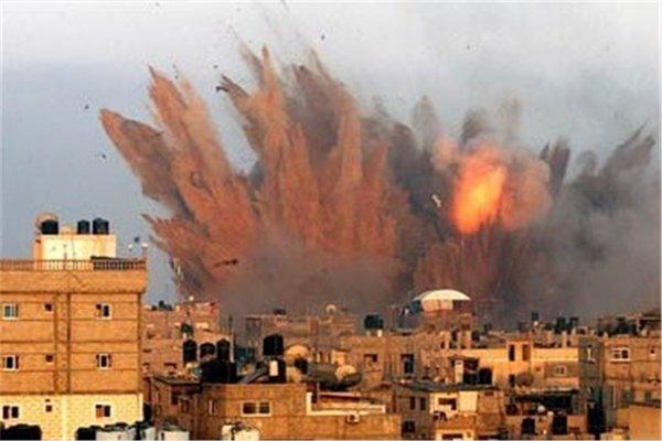 متجاوزان سعودی استان حجه را بمباران کردند
