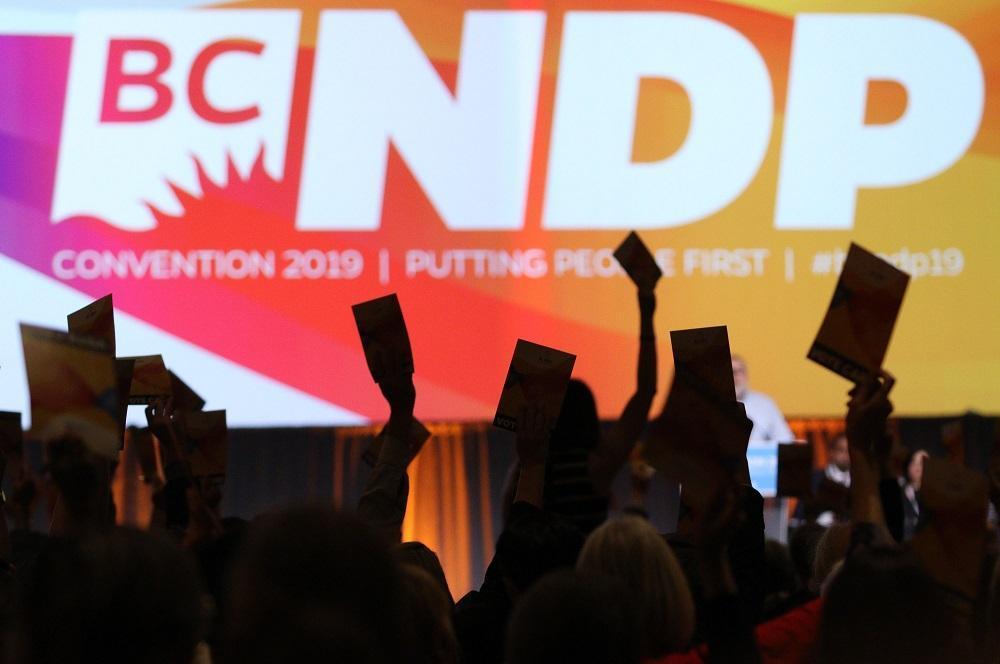پیشتازی حزب NDP در نظرسنجی های اولیه برای انتخابات نه چندان محبوب بریتیش کلمبیا