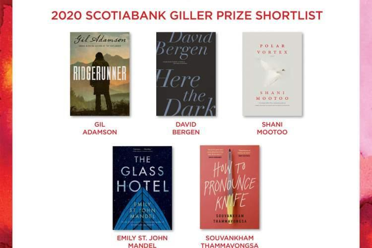 نامزدهای نهایی جایزه گیلر اعلام شد ، حذف اما دان هیو از مهم ترین جایزه ادبی کانادا